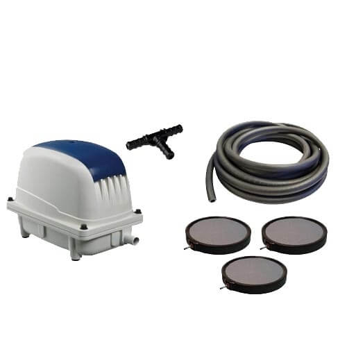 Anjon Manufacturing LifeLine Air Pump Kit (MPN LL-80K)