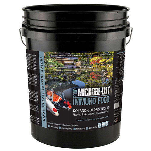 Microbe-Lift Summer Staple w/ Montmorillonite Clay 13 lbs (MPN MLLIXL)