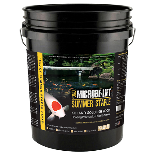 Microbe-Lift Summer Staple 14 lbs (MPN MLLSSXL)