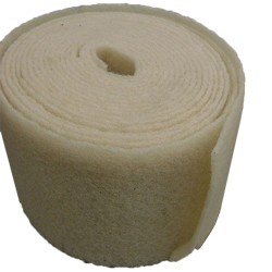 "EasyPro 40 Yd. Roll 1"" x 28"" Solids Filter Material -Coarse Density (MPN PFM4R)"