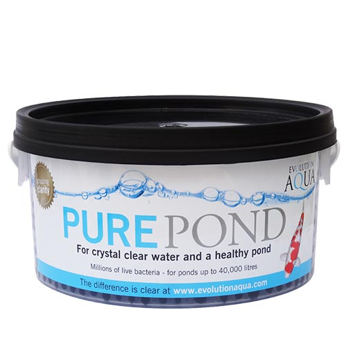 Evolution Aqua Pure Pond Slow Release Bacteria Gel Balls 67.62oz (MPN PUREPOND2000)