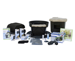 Aquascape Medium Pond Kit 11' x 16' w/ AquaSurge PRO 2000-4000 Adjustable Flow Pump (MPN 53034)