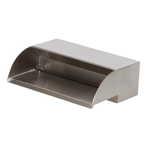 "Atlantic 12"" 316 Stainless Steel Spillway (MPN SS12-316)"