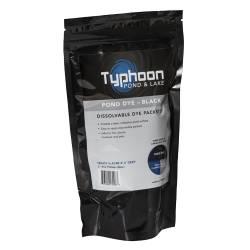 Atlantic Typhoon Pond Dye - Black - (2) 4oz WS Packs (MPN TPWDBLK2)