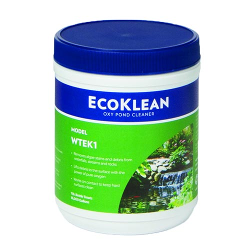 Atlantic EcoKlean (1 lb) Oxy Pond Cleaner (MPN WTEK1)