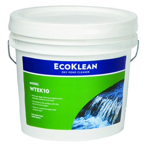 Atlantic EcoKlean (10 lb) Oxy Pond Cleaner (MPN WTEK10)