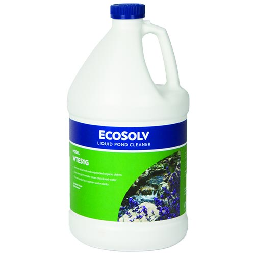 Atlantic EcoSolv (1 Gal) Liquid Pond Cleaner (MPN WTES1G)