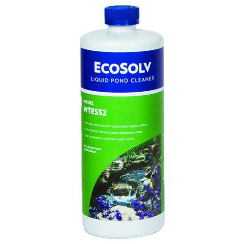 Atlantic EcoSolv (32 fl oz) Liquid Pond Cleaner (MPN WTES32)