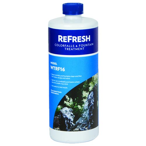 Atlantic Refresh (32 fl oz) Colorfalls & Fountain Treatment (MPN WTRF32)