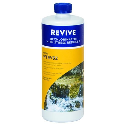 Atlantic ReVive (32 fl oz) Dechlorinator with Stress Reducer (MPN WTRV32)